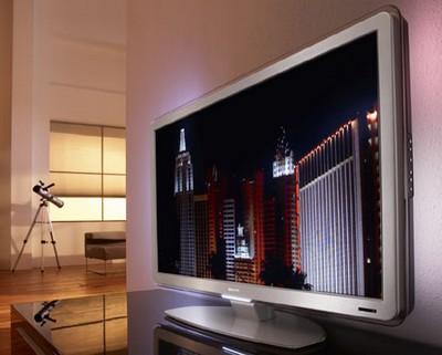 Hệ thống đèn nền LED giúp TV hiển thị màu sắc sâu hơn. Ảnh: Cnet.