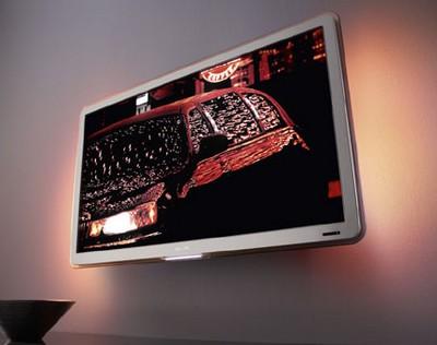 42PFL9803 được trang bị những công nghệ tiên tiến nhất của Philips. Ảnh: Cnet.