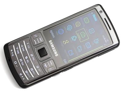 Samsung i7110 trông hao hao U800. Ảnh: Gsmarena.