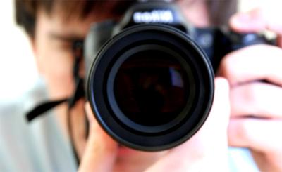 Máy ảnh số ống kính rời cho chất lượng hình tốt hơn, tính linh động cũng cao hơn. Ảnh: Paulstamatious.