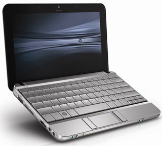 HP Mini 2140. Ảnh: TechGadgets.