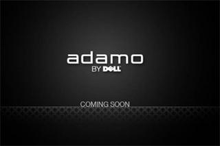 Ảnh chụp màn hình trang DellAdamo.