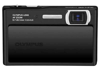 Olympus Stylus 1040 mỏng chỉ 2 cm. Ảnh: Installblogsimage.