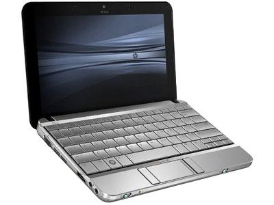 HP Mini 2140 bàn phím full-size. Ảnh: Cnet.