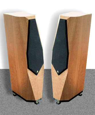 Avalon Acoustics Indra giá 20.000 USD. Ảnh: Audiofreaks.