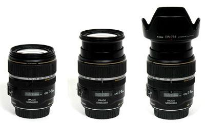 Chọn ống kính nào khi mới chơi dslr - phần 1 dành cho máy canon