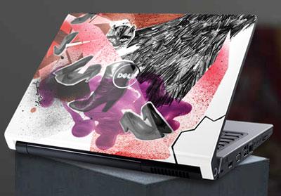 Bộ sưu tập vỏ laptop sắc màu của Dell - VnExpress Số Hóa
