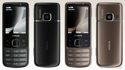 Nokia 6700 được chờ đợi là một bestseller mới giống 6300. Ảnh: Gsmarena.