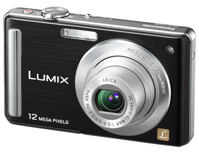 Panasonic Lumix FS25 là model thuộc dòng máy giá rẻ. Ảnh: Letsgodigital.