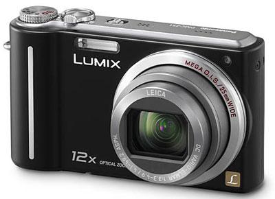 Panasonic Lumix TZ6 không hỗ trợ quay video AVCHD Lite. Ảnh: Cnet.