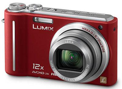 Panasonic Lumix TZ7 là mẫu máy ảnh đề cao tính năng và hiệu suất hoạt động. Ảnh: Cnet.