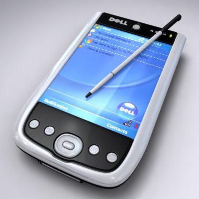 Trước đây, Dell từng sản xuất PDA không phone mang nhãn hiệu Axim. Ảnh: Amazon.