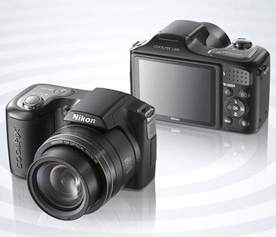 Nikon Coolpix L100 là mẫu máy ảnh siêu zoom giá rẻ.