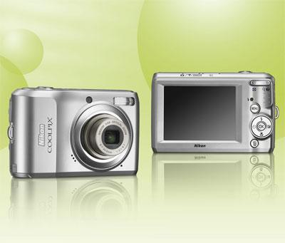 Nikon Coolpix L19.