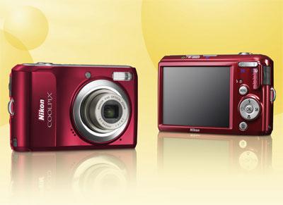 Nikon Coolpix L20.