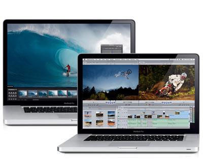 Laptop MacBook luôn được xem là các sản phẩm thời trang. Ảnh: Apple.
