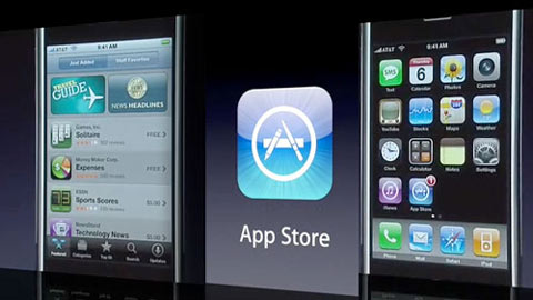 App Store có th