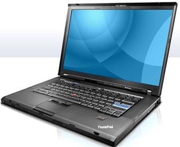 Lenovo ThinkPad T400 có khả năng làm việc vượt cả Acer TravelMate 6293. Ảnh: iTechnews.
