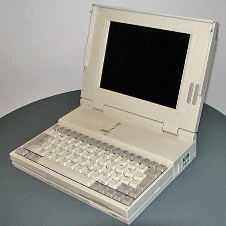 Compaq LTE, năm 1989, đánh dấu sự