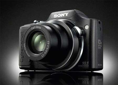 Sony H20. Ảnh: Dimagemaker.