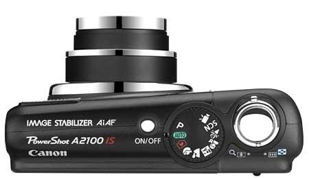 Canon A2100 IS có thời gian đáp ứng nhanh. Ảnh: Letsgodigital.