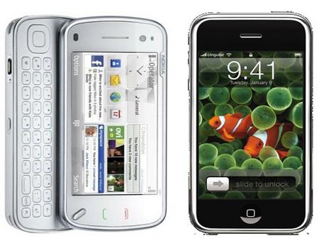 Nokia N97 sẽ là đối thủ xứng tầm của iPhone trong cuộc chiến trên thị trường smartphone Việt Nam?