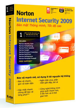 Gói sản phẩm NIS 2009.