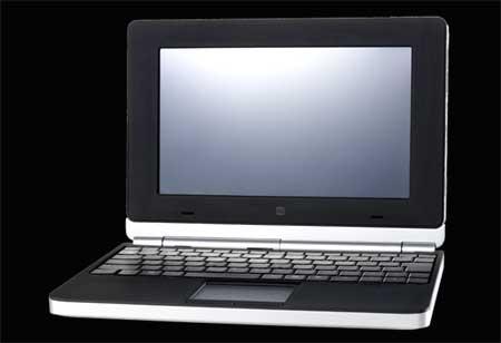 Touch Book thuộc hàng máy tính mini. Ảnh: Engadget.
