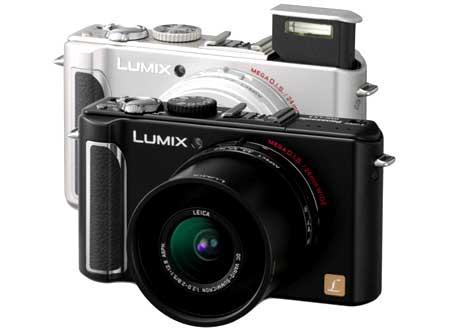 Panasonic Lumix LX3 chụp được nhiều kích cỡ khung hình. Ảnh: Cnet.
