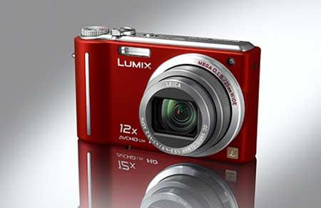 Panasonic Lumix TZ7 kế thừa dòng TZ15. Ảnh: Photoanswer.