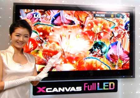 TV được gọi là Full LED của LG. Ảnh: Hardwaresphere.