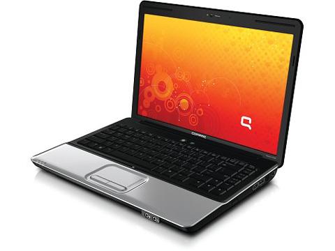 Presario CQ40 nhiều tính năng, giá tốt. Ảnh: Cnet.