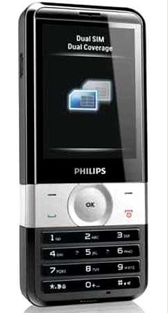 Philips Xenium X710.