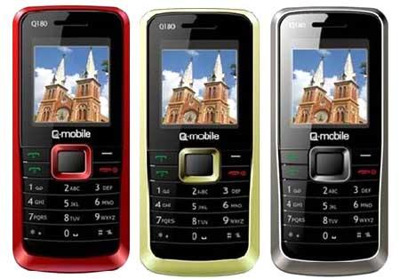 Q-mobile Q218.