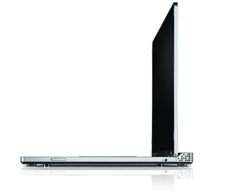 Dell Adamo với thiết kế mỏng đều. Ảnh: Dell.