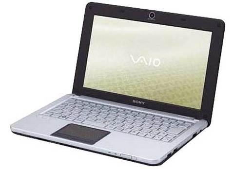 Sony Vaio W có màn hình 10,1 inch. Ảnh: Cnet.