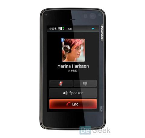 Chiếc tablet kế tiếp của Nokia có thể gọi điện. Ảnh: BeGeek.