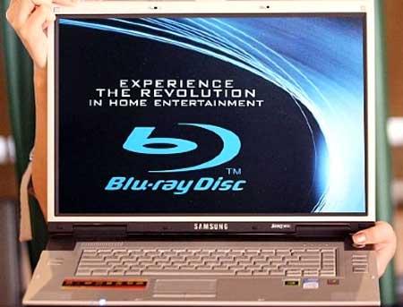 Máy tính mang Blu-ray mới chiếm 3,9% tổng số PC bán ra. Ảnh: iTechnews.