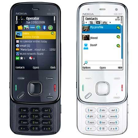 N86 trang bị nhiều tính năng chụp ảnh tốt. Ảnh: Nokia.
