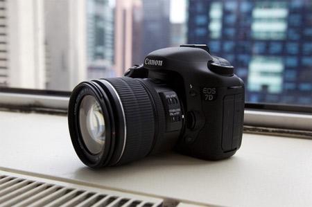 Xem ảnh thực tế Canon EOS 7D
