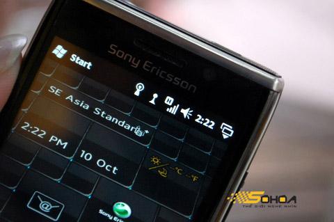 Sóng HSDPA đã xuất hiện trên các smartphone ở Hà Nội. Ảnh: Quốc Huy.