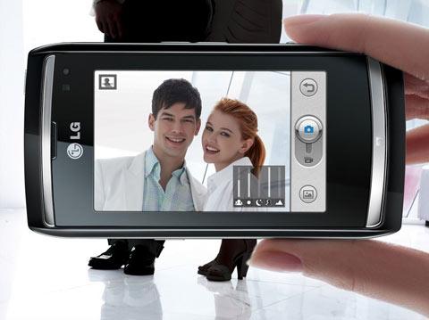 LG Viewty Smart khoảng 6 triệu đồng.