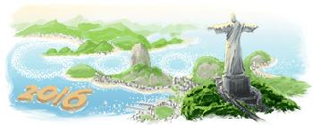 Đất nước Brazil giành được quyền đăng cai Olympic 2016.