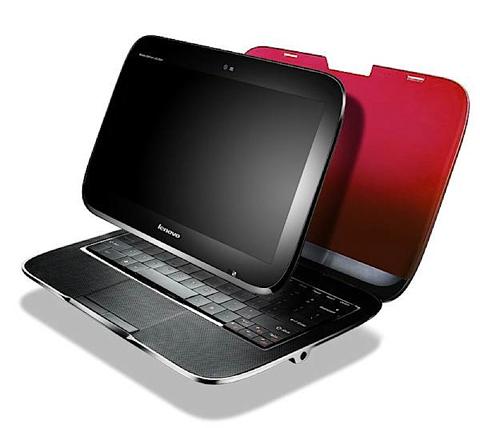 Lenovo IdeaPad U1 Hybrid 2 hệ điều hành và 2 vi xử lý. Ảnh: Lenovo.