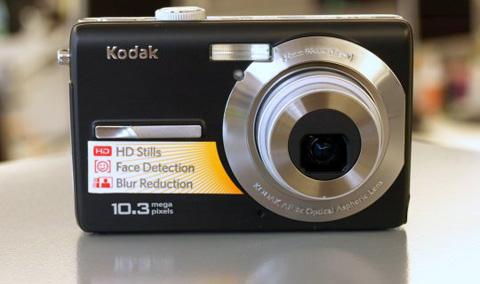 Công nghệ máy ảnh Kodak sẽ được đưa lên Samsung. Ảnh: Cnet.