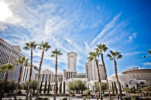 Quảng trường Ceasar tại Las Vegas (Mỹ). Ảnh: Photographybay.