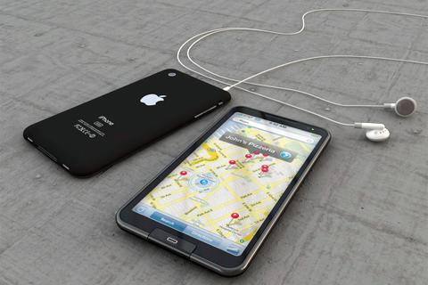 iPhone 4G có thể ra mắt tháng 4. Ảnh: Gyanin.