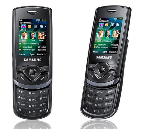 Samsung S3550 Shark 3 dạng thanh.