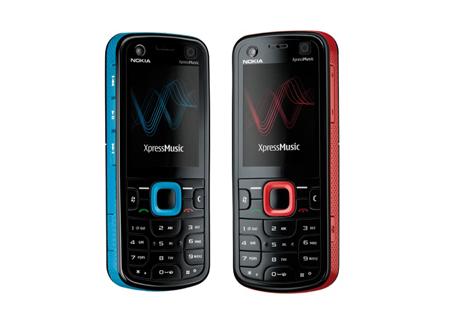 Nokia 5320 có giá 3,4 triệu
