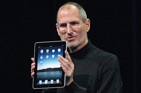 Apple iPad là sản phẩm mới nhất của